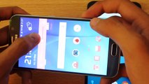Samsung Galaxy S6 vs Google Nexus 6 - Comparison
