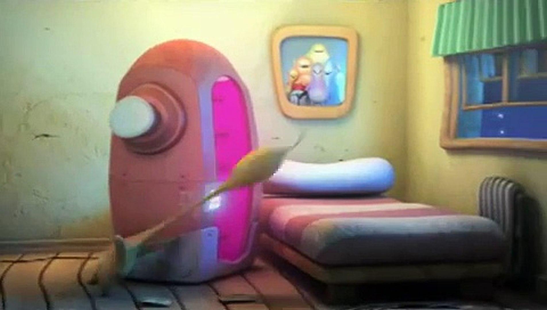 Glumpers, funny cartoon videos in youtube Teletransport Remix, kids entertainment