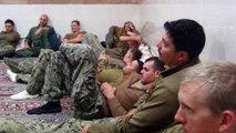 Iran releases U.S. sailors after brief detention - Reuters