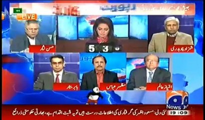 Hassan Nisar's point of view on today's arrest made in Pakistan regarding Pathankot incident