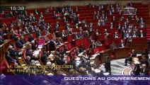 Question de Mme Martine Faure à Mme Marisol Touraine