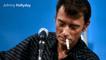 """Je ne suis pas un héros"", une chanson inspirée de la vie de Johnny Hallyday"