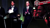 Lionel Messi winner ballon d'or 2015 Lionel Messi Ganador Balon de Oro 2015 (Latest Sport)