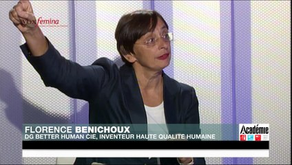 Interview ACADEMIE FLORENCE BENICHOUX