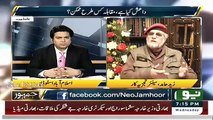Zaid Hamid Shows Anger On Arrests Over Pathankot Incident-Zaid Hamid