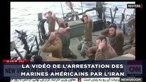 Marines américains détenus en Iran: La vidéo de leur arrestation diffusée