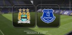 Manchester City 0-0 Everton - Full Highlights & All Goals 13.01.2016 HD