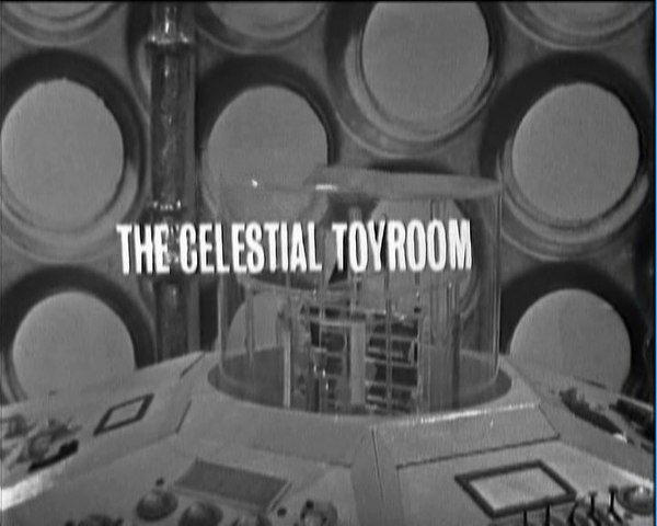 Loose Cannon The Celestial Toymaker Episode 1 The Celestial Toyroom LC36