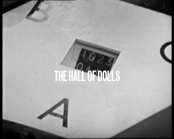 Loose Cannon The Celestial Toymaker Episode 2 The Hall of Dolls LC36
