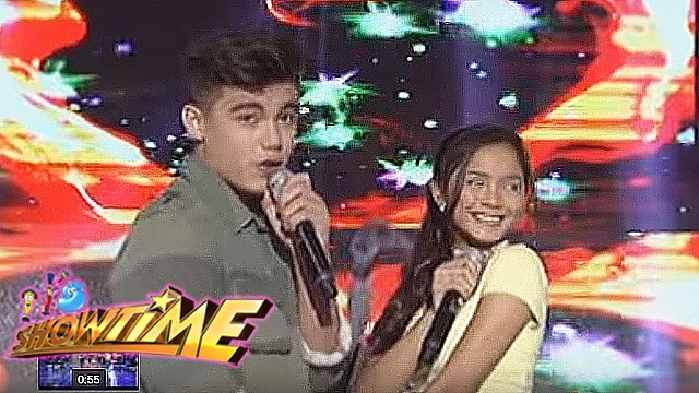 "It's Showtime: Bailona performs ""In Love Ako Sa'yo"""