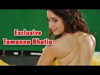 Hot Tamanna Bhatia's Dressing Room Behind The Scenes Visuals | Bollywood Beauties