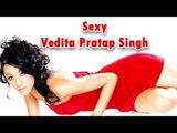 Sexy Vedita Pratap Shows Her Huge Bosoms,Sexy Waist & Belle Button   Bollywood Beauties