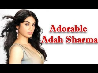 Adorable Adah Sharma's Photoshoot for 'PETA' | Bollywood Beauties
