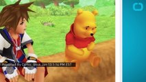 Kingdom Hearts III To Feature Winnie The Pooh, And Tigger Too