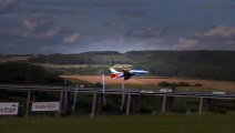 JET-ITALIA TURBINES AVANTI S LEONARDO SCARDIGLI GIGANTIC RC JET FLIGHT SHOW / Jetpower Messe 201 Hobby And Fun