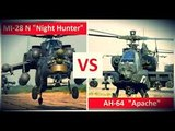 Russian Military Mi-28 helicopter RIVAL to US military AH 64 Helicopter