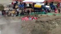 Victoria de Nicolás Fuchs en el WRC de México