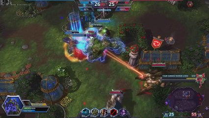Rexxar Gameplay Rank 1 Player Heroes Of The Storm Dailymotion Video Rexxar and misha's basic attacks increase the damage of the next misha, charge! dailymotion
