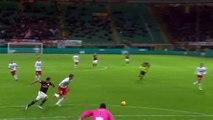 Goal Carlos Bacca  ~ AC Milan 1-0 Carpi ~