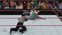Dean Ambrose vs. Jake The Snake Roberts: WWE 2K16 Fantasy Showdown