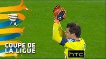 Girondins de Bordeaux - FC Lorient (2-0)  - (1/4 de finale) - Résumé - (GdB-FCL) / 2015-16