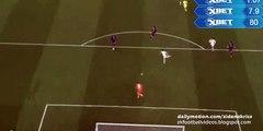 2-1 Lucas Moura - Paris Saint Germain v. Olympique Lyon 13.01.2016 HD