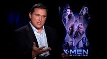 X-Men: Days of Future Past Interviews with Michael Fassbender, James McAvoy