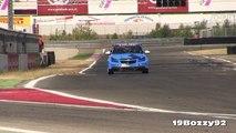 Sights & Sounds of Time Attack Italia 2015 Round 5 Varano de Melegari