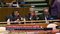 Recep Tayyip Erdoğan Birleşmiş Milletler Genel Kurul Konuşması 24 Eylül 2014