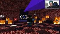 Minecraft one command block- Wither Storm boss battle (From Minecraft Story Mode)