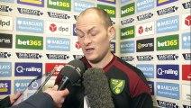 Stoke City 3-1 Norwich City : Alex Neil Reaction (post match interview)
