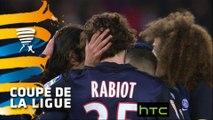 Paris Saint-Germain - Olympique Lyonnais (2-1)  - (1/4 de finale) - Résumé - (PARIS-OL) / 2015-16