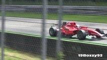 BOSS GP Monza 2015 Toro Rosso STR1 F1 V10, Dallara GP2s & World Series