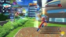 Dragon Ball Xenoverse (PC) : SSGSS Goku & ŞG Vegeta Vs SSJ4 Goku & SSJ4 Vegeta【60FPS 1080P