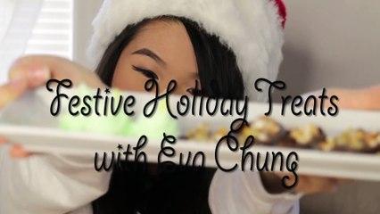 DIY Holiday Treats with Eva Chung