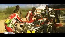 Dakar 2016 - Stage 10 - Cars and Bikes