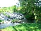 Roanne Riorges cascades parc beaulieu 1ère prise