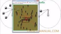 Under Water Sensor Network Using OMNeT++ Simulator output