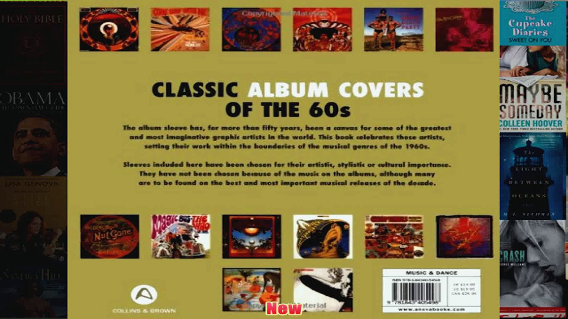 Download Pdf Classic Album Covers Of The 60s Full Free Video