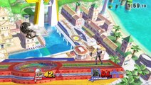 Smash Bros. Wii U: Online For Glory SHEIK #1 (1080p 60fps)