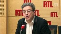 """""""Je ne veux pas être dans une primaire avec François Hollande parce que je n'appellerai pas à voter pour lui"""", déclare Jean-Luc Mélenchon"""