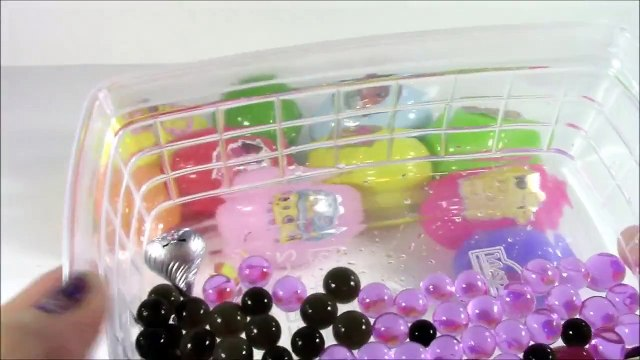 Orbeez Shopkins Eggs! Surprise SHOPKINS! Exclusive & Rare SHOPKINS! FUN Opening