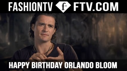 Happy Birthday Orlando Bloom | FTV.com