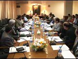 SINDH CM CHAIRS MEETING ON HEALTH DEPARTMENT (14-01-2016)
