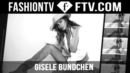 Behind The Scenes Gisele Bundchen | FTV.com