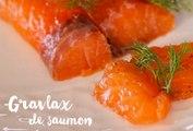 Comment réaliser un Gravlax de saumon, une spécialité scandinave ? - Gourmand