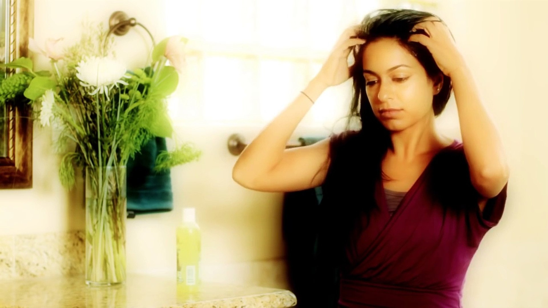 Tips for Healthy Hair | Natural Beauty Tips