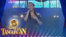 """Tawag ng Tanghalan: Nashrenne Casas - """"I'll Never Love This Way Again"""""""