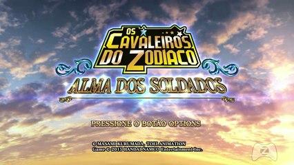 Cavaleiros do Zodíaco - Alma dos Soldados : A Primeira Meia Hora