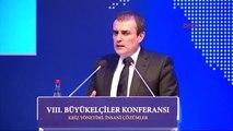 Kültür ve Turizm Bakanı Mahir Üna, 8. Büyükelçiler Konferansı'nda Konuştu 2